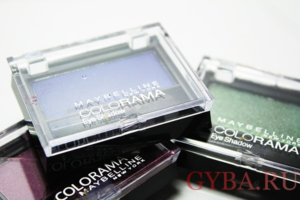 тени maybelline colorama фото