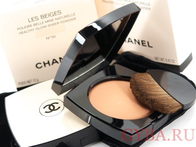 Chanel Les Beiges фото
