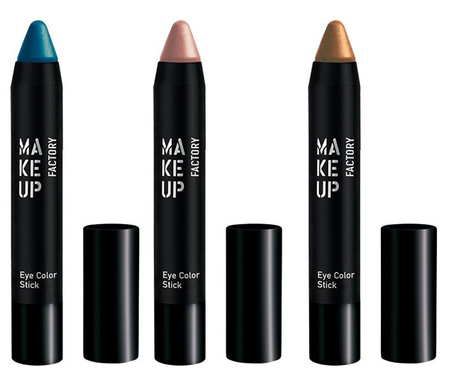 Новинка от Make Up Factory - Eye Color Sticks