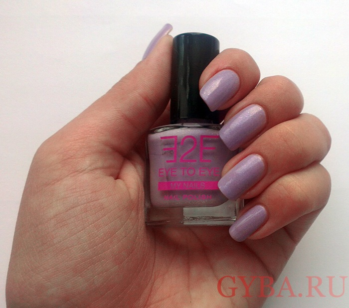 Лак для ногтей Faberlic Eye to Eye nail polish (№7227) фото