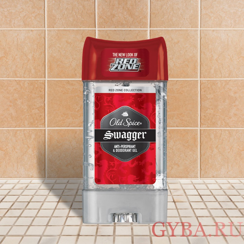 Стик Old Spice Red Zone